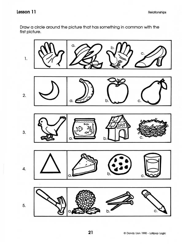 Uncategorized Archives - Page 16 of 16 - Testing for Kindergarten ...